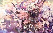 Princess Konohanasakuya top 6 wallpaper