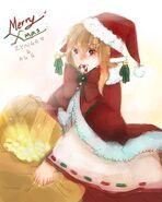 MIra Christmas @ refia1925