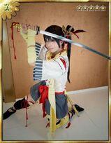 Futsu-No-Mitama cosplay by Tsuki 01