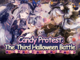 Candy Protest The Third Halloween Battle Banner