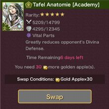 Tafel Anatomie/Gallery | Ayakashi: Ghost Guild (Onmyouroku) Wiki ...