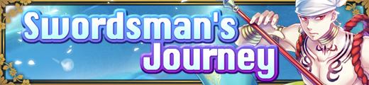 Swordsman's Journey Horizontal Banner