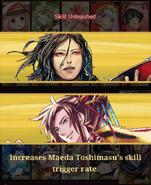 Maeda Toshimasu and Toshiie Maeda Chain