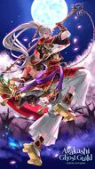 Sanuki no Miyatsuko (Princess Wars) Wallpaper