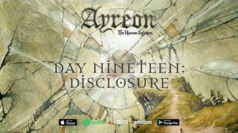 Day Nineteen: Disclosure