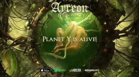 Ayreon - Planet Y Is Alive! (The Source) 2017