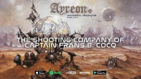 Ayreon - The Shooting Company Of Captain Frans B
