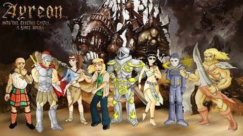 Ayreon - Evil Devolution (Into The Electric Castle) Lyric Video