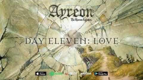 Day Eleven: Love