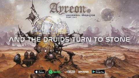 Ayreon - And The Druids Turn To Stone (Universal Migrator Part 1&2) 2000