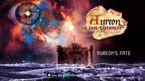 Ayreon - Ayreon's Fate (The Final Experiment) 1995