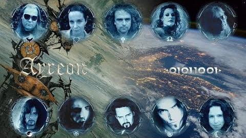 Ayreon - The Sixth Extinction (01011001) Lyric Video