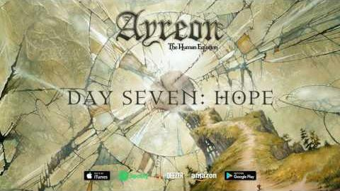 Day Seven: Hope