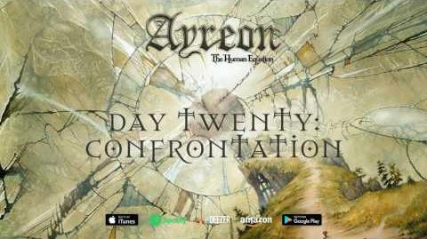 Day Twenty: Confrontation