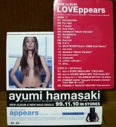 Loveppears-pop-tracklist