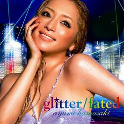 Glitter fated cddvd
