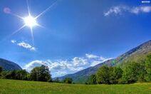 Sunny orb