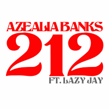 File212 Azealia Banks Lazy Jay cover art