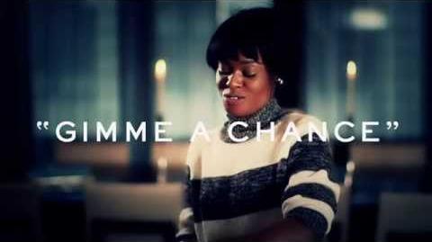 Gimme a Chance