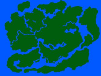 Azharion Map
