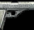 Pistola vintage