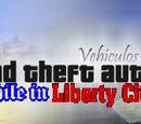 Vehículos de Grand Theft Auto: While in Liberty City