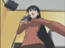 Sakaki Singing 6