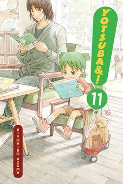 Yotsuba&! Manga Volume 11 en new