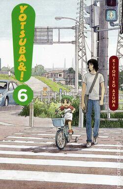 Yotsuba&! Manga Volume 06 en new