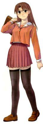 Koyomi Mizuhara full body