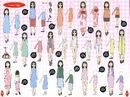 Osaka Outfits