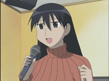 Sakaki Singing 1