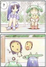 Yotsuba drawings1