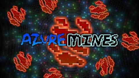 ROBLOX - Azure Mines - Plutonium Ore