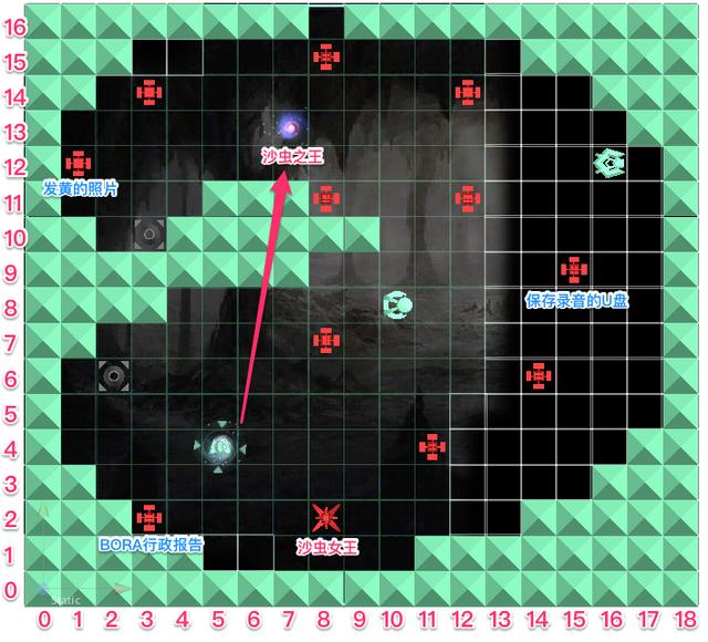 Map5 地下通道
