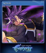 Azure Striker Gunvolt Card 10