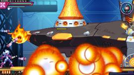 Asroc - Volcano Cannon