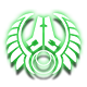 Azure Striker Gunvolt Badge 2