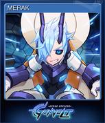 Azure Striker Gunvolt Card 05