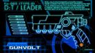 GV weapon screen