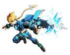 Gunvolt -The Azure Striker- Artwork