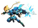 "Gunvolt ""The Azure Striker""/Gallery"