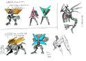 Concept- Mantis Variation