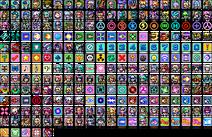 Mighty Gunvolt Burst pixel stickers