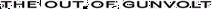 Gunvolt Chronicles JP Logo