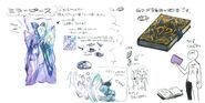Grimoire concept 3