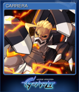 Azure Striker Gunvolt Card 09