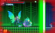 Surviving Teseo's laser