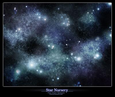 Star Nursery by ulario