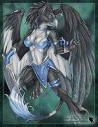 Andromeda Concept Art by ulario